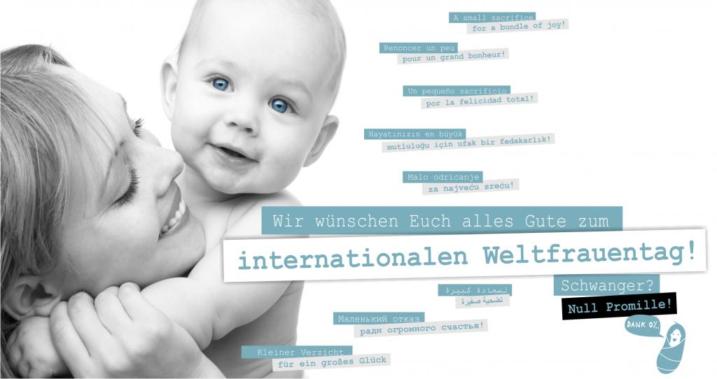 Wir wünschen alles Gute zum internationalen Weltfrauentag 2014