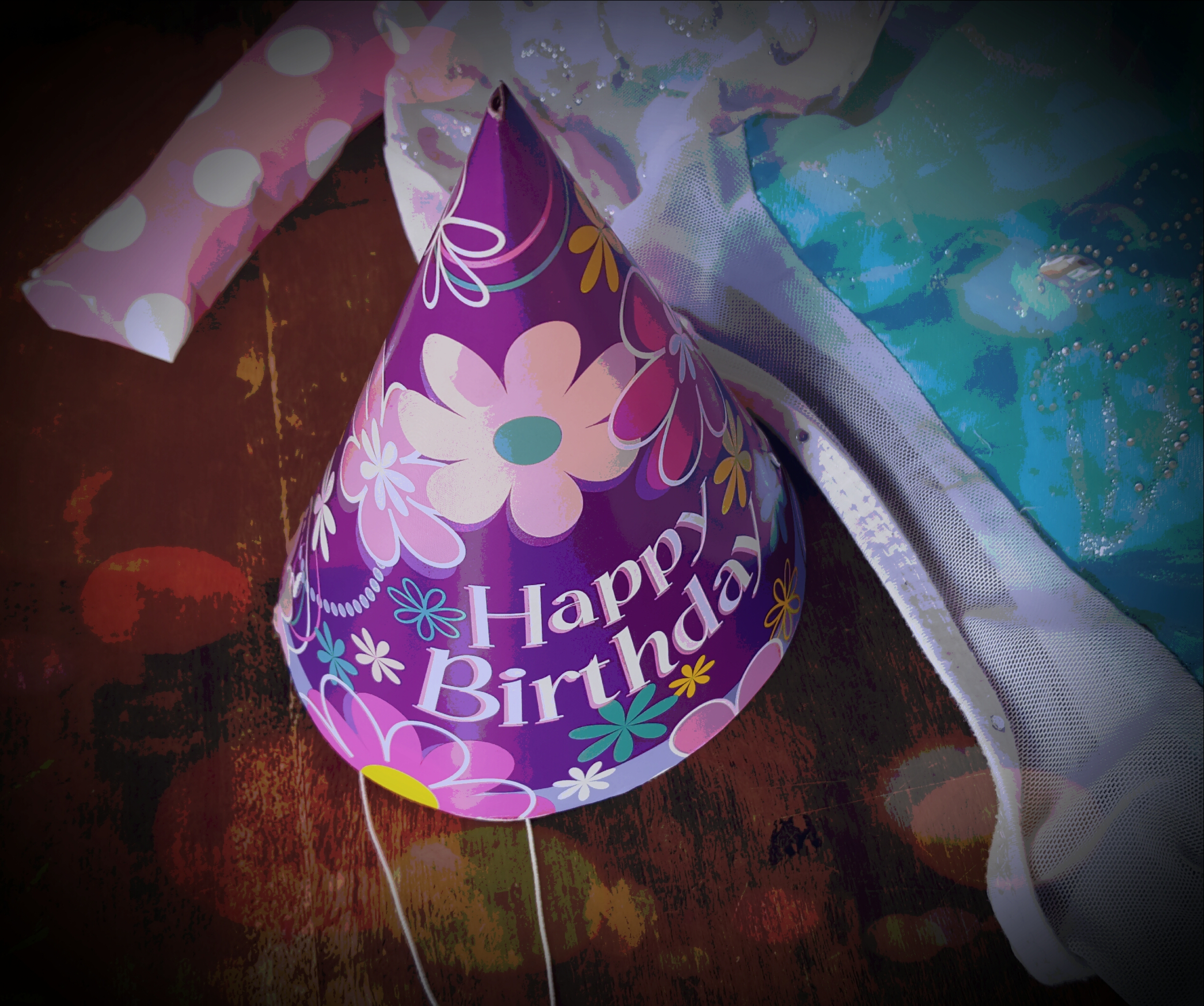 Geburtstagsparty mal anders