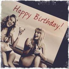 Happy Birthday to me…