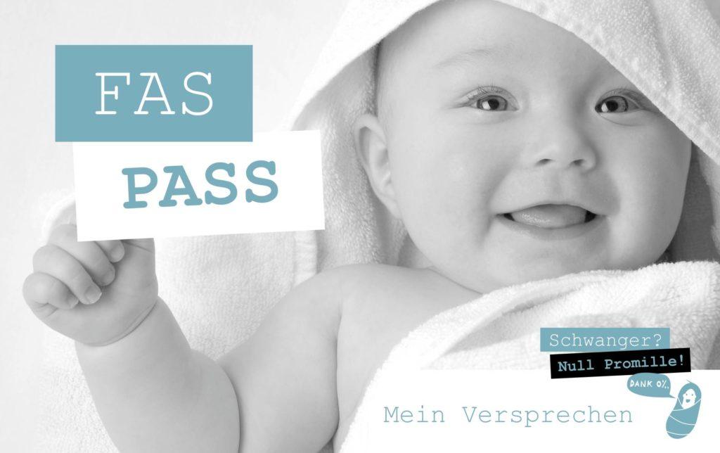 FAS PASS - Das Versprechen an Dein ungeborenes Baby