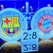 Bayern zerstört Barca …