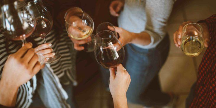 Alkohol Ausreden um die Schwangerschaft geheim zu halten