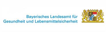 Logo des LGL - Bayerisches-Landesamt-für-Gesundheit-und-Lebensmittelsicherheit
